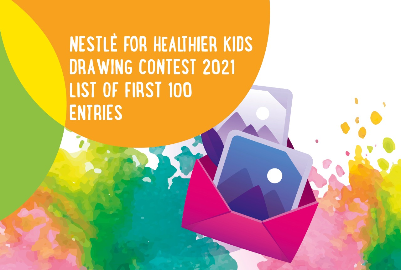View the list of participants with 'First 100 Entries'