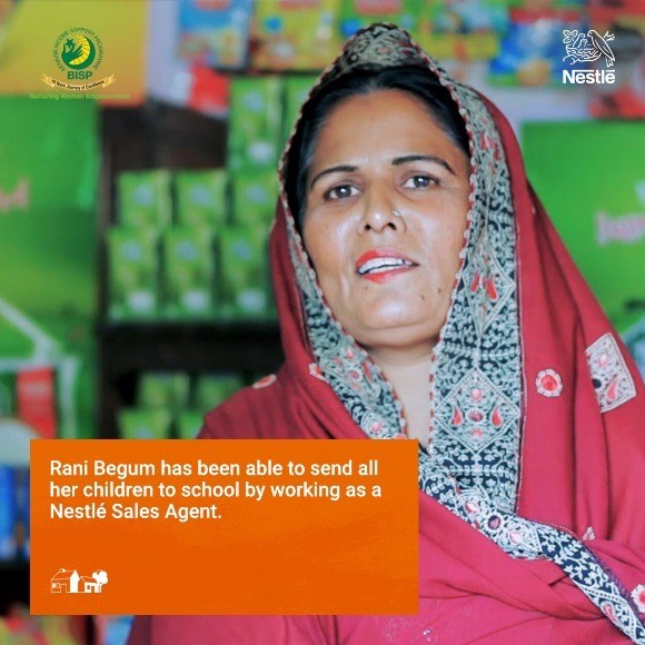 Improving Livelihood Opportunities for Rural Women of Pakistan