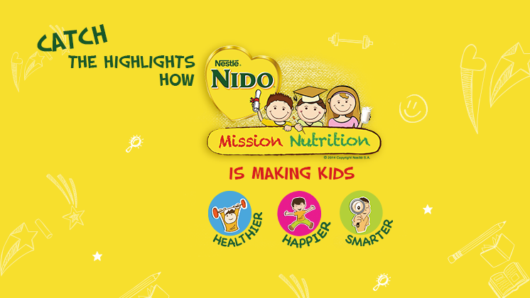NIDO Mission Nutrition