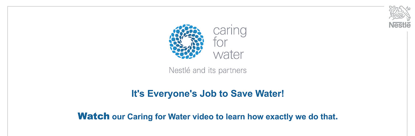 caring-water