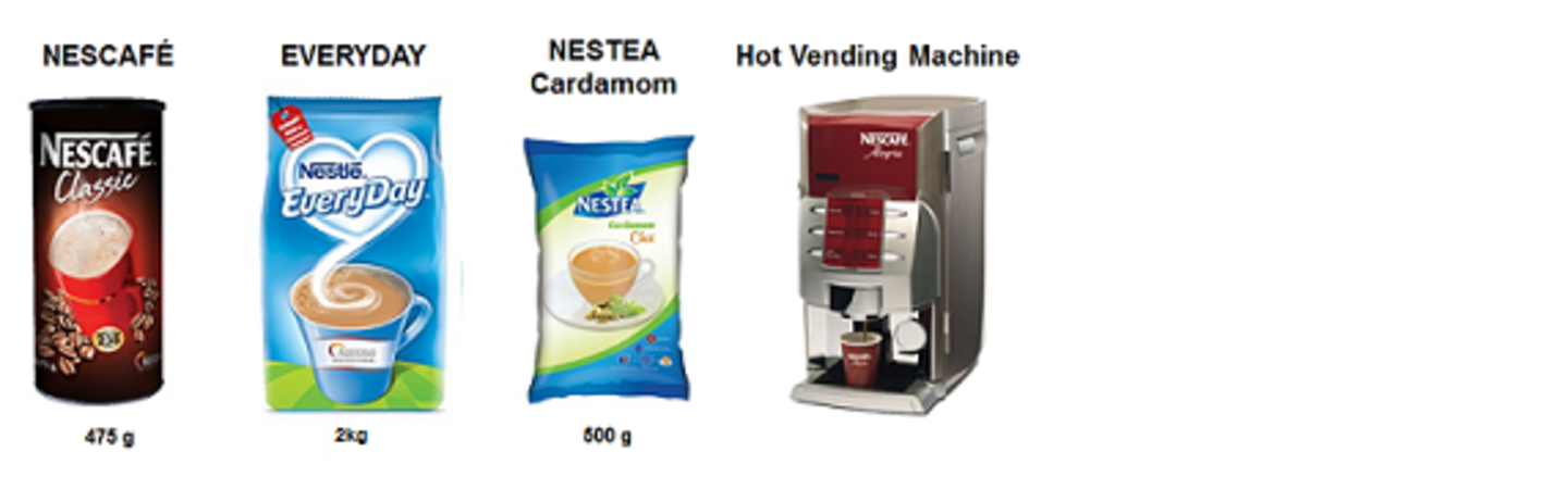 Hot Vending Solutions