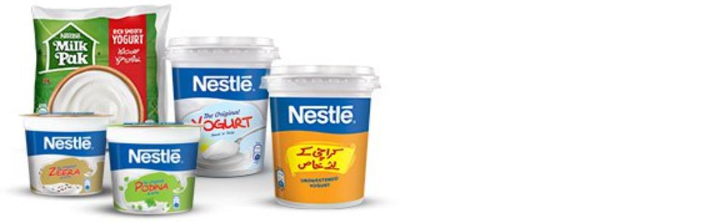 NESTLÉ MILKPAK Yogurt
