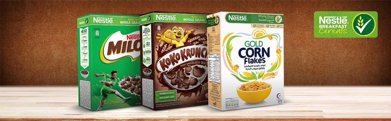 NESTLÉ MILO Cereal